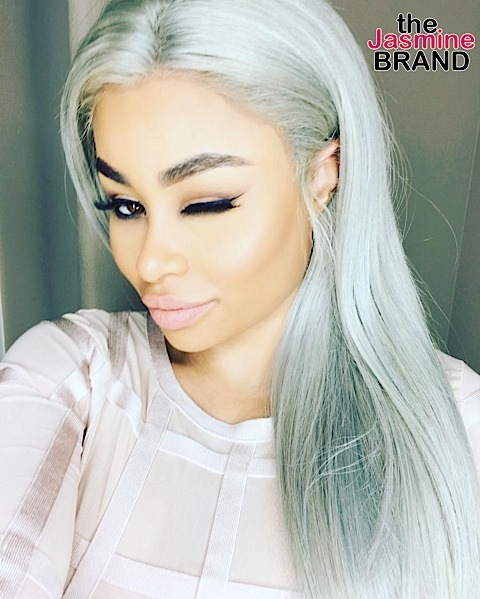 Blac Chyna Says Ecstasy Pills Were Not Hers
