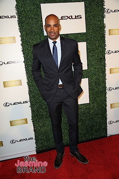 02/26/2016 - Boris Kodjoe - ICON MANN's 4th Annual Power 50 Dinner - Arrivals - Mr. C Beverly Hills, 1224 Beverwil Drive - Los Angeles, CA, USA - Keywords: Vertical, Person, People, Red Carpet Event, Arrival, Portrait, Photography, Photograph, Arts Culture and Entertainment, Celebrities, Celebrity, Topix, Bestof, California Orientation: Portrait Face Count: 1 - False - Photo Credit: Guillermo Proano / PR Photos - Contact (1-866-551-7827) - Portrait Face Count: 1