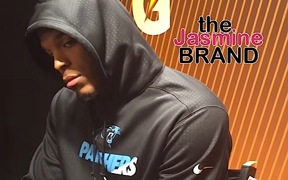 cam newton walks off press conference-the jasmine brand