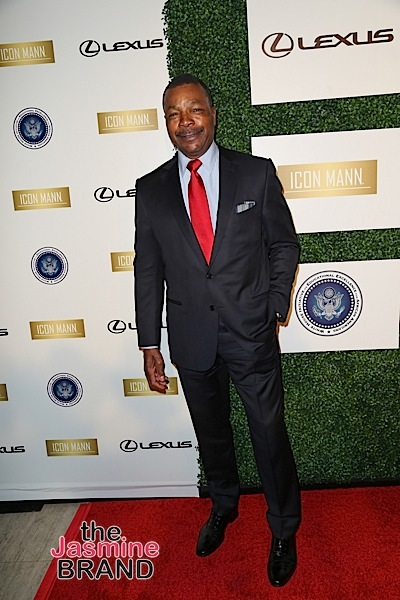 02/26/2016 - Carl Weathers - ICON MANN's 4th Annual Power 50 Dinner - Arrivals - Mr. C Beverly Hills, 1224 Beverwil Drive - Los Angeles, CA, USA - Keywords: Vertical, Person, People, Red Carpet Event, Arrival, Portrait, Photography, Photograph, Arts Culture and Entertainment, Celebrities, Celebrity, Topix, Bestof, California Orientation: Portrait Face Count: 1 - False - Photo Credit: Guillermo Proano / PR Photos - Contact (1-866-551-7827) - Portrait Face Count: 1