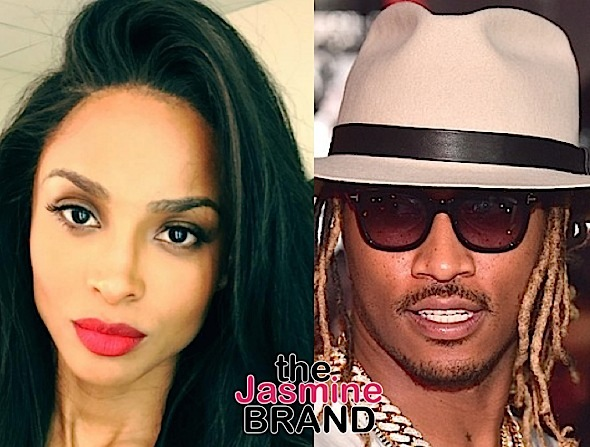 Ciara Refuses to Say Future's Name [VIDEO]