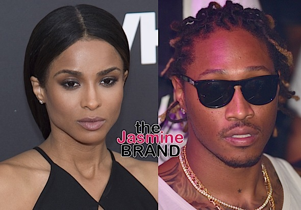 (EXCLUSIVE) Ciara Sues Future For 15 Million: He's trying to ruin my career!