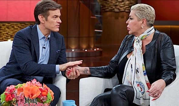 Dr. Oz Reflects On Big Ang's Death: She acknowledged that cigarettes killed her.