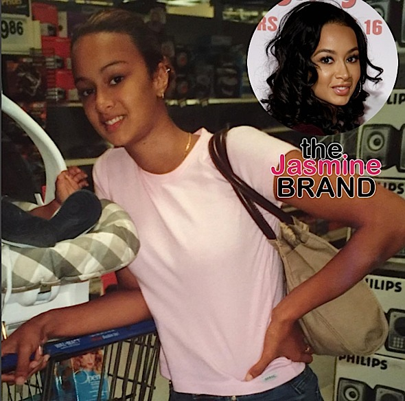 Draya Michele (Sorta) Reveals Identify of Son's Father