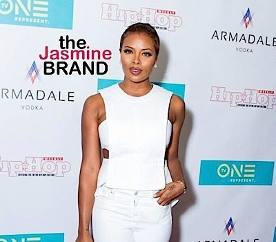(EXCLUSIVE) Eva Marcille Is Nothing Like Her 'Born Again Virgin' Character [VIDEO]
