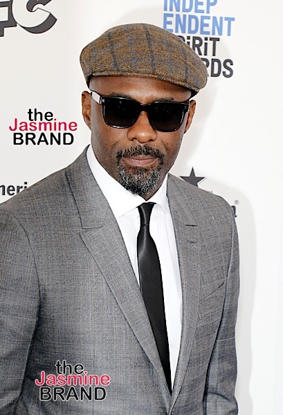 Idris Elba - 2016 Film Independent Spirit Awards