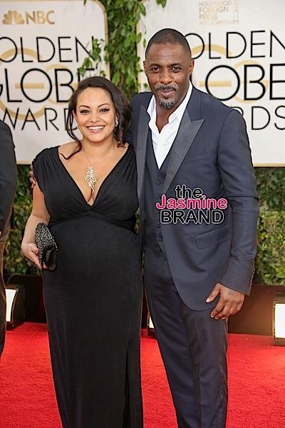Idris Elba Goes Public w/ Girlfriend Model Sabrina Dhowre [Photos]