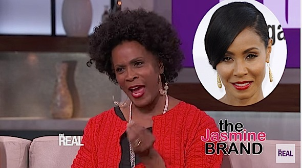 Janet Hubert Changes Her Mind About Jada Pinkett-Smith: I respect her highly. [VIDEO]