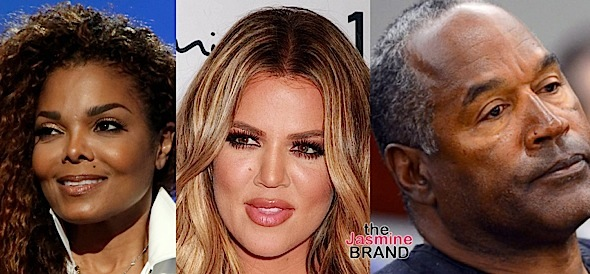 Janet Jackson Slammed For Lip Syncing + Khloe Kardashian Jokes About O.J. Simpson Being Her Father