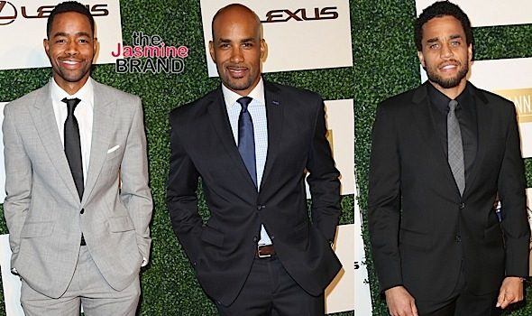 ICON MANN's 'Power 50 Dinner': Boris Kodjoe, Michael Ealy, Jay Ellis, Evan Ross & More Attend [Photos]
