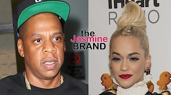 Jay Z's Roc Nation Suing Rita Ora For $2.4 Million