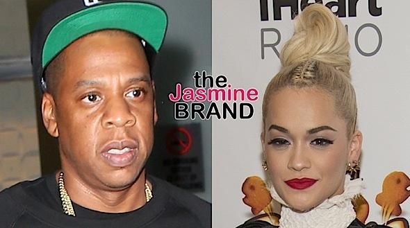 Jay Z's Roc Nation Suing Rita Ora For $2.4 Million