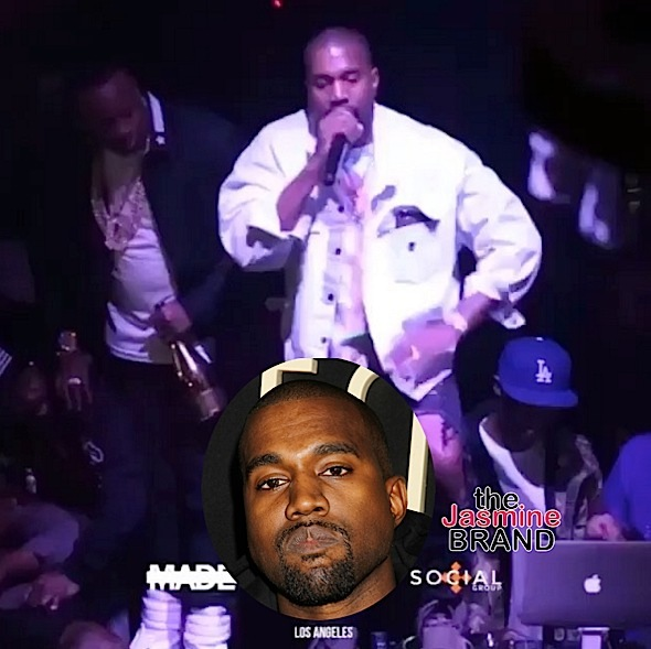 Kanye West New Rant Trashes Taylor Swift, Amber Rose: That b**ch ain't never stick no fingers in my a**! [VIDEO]