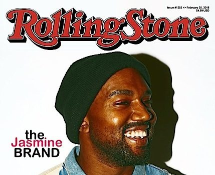 Kanye West Is Beefing With 'Billboard' Over 'Rolling Stone' Fake Cover