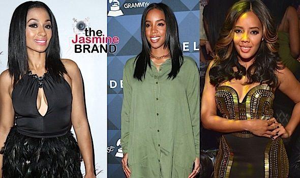 Celebrity Stalking: Kelly Rowland, Karlie Redd, Angela Simmons, Cuba Gooding Jr., Twista, Randy Jackson [Photos]