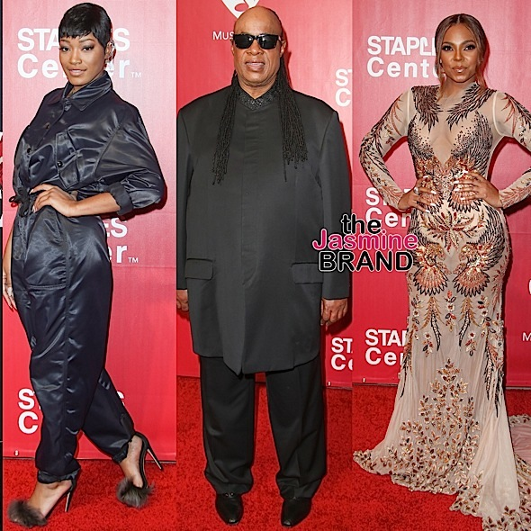 Keke Palmer, Stevie Wonder, Ashanti