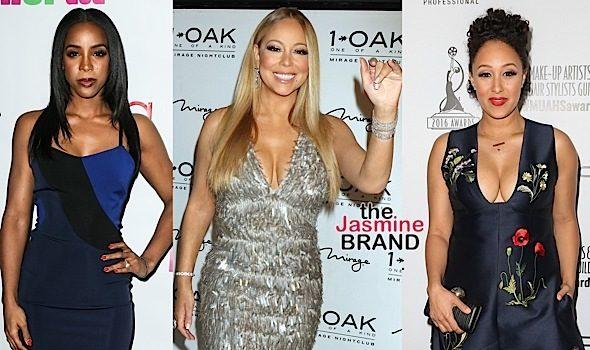 Celebrity Stalking: Mariah Carey, Tamera Mowry, Kelly Rowland, Monica, Loni Love, Kat Graham, Candace Glover