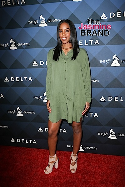 "Kelly Rowland at Delta Air Lines Celebrates 2016 Grammy Weekend with ""Sites and Sounds"""