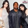 Kendall Jenner, Kanye West, Kylie Jenner
