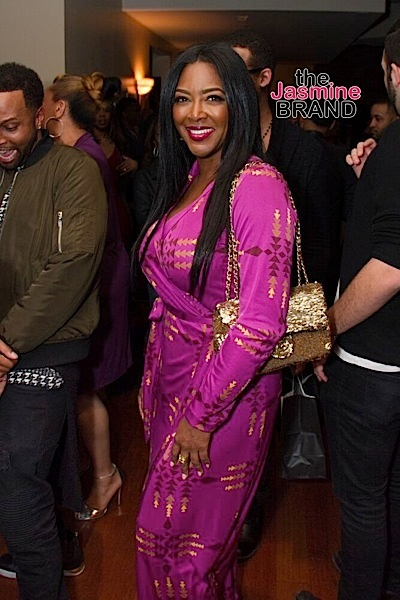 Ovary Hustlin': We STILL Don't Know If Kenya Moore Is Pregnant! See Her Response.