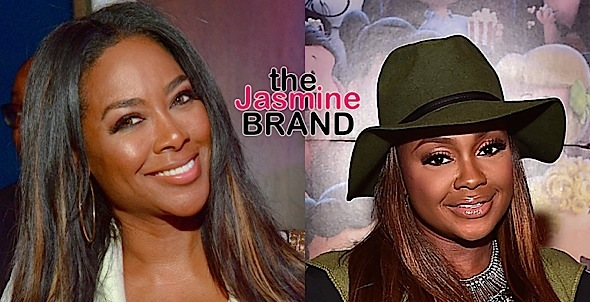 Phaedra Parks Hints Kenya Moore is Pregnant [Ovary Hustlin']