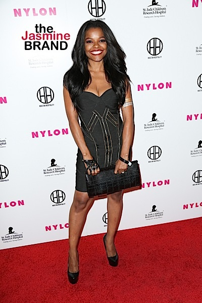 02/09/2016 - Keshia Chante - Muses and Music Party Hosted by Nylon Magazine at No Vacancy in Hollywood - Arrivals - No Vacancy, 1727 N Hudson Avenue - Hollywood, CA, USA - Keywords: Vertical, Portrait, Photography, Red Carpet Event, Arrival, Arts Culture and Entertainment, Celebrity, Celebrities, Person, People, Topix, Bestof, California Orientation: Portrait Face Count: 1 - False - Photo Credit: Guillermo Proano / PR Photos - Contact (1-866-551-7827) - Portrait Face Count: 1
