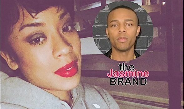 Keyshia Cole Denies She's Pregnant By Bow Wow [Ovary Hustlin']