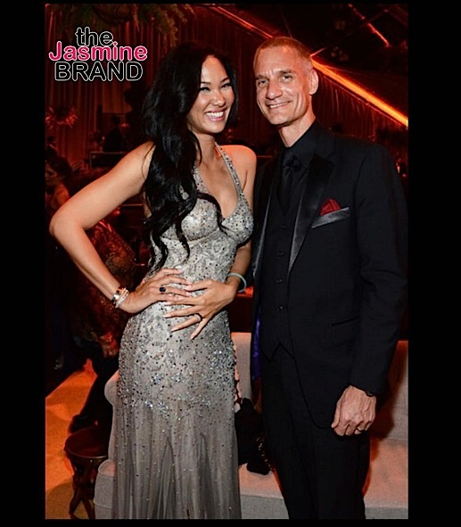 Kimora Lee Simmons' Husband Tim Leissner Leaves Firm Amidst Scandal