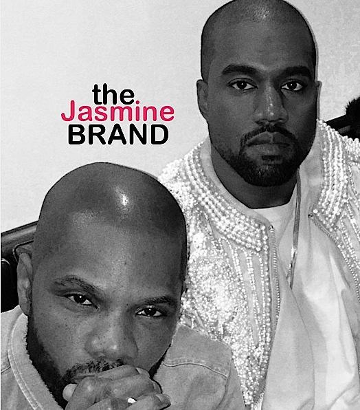 Kirk Franklin, Kanye West