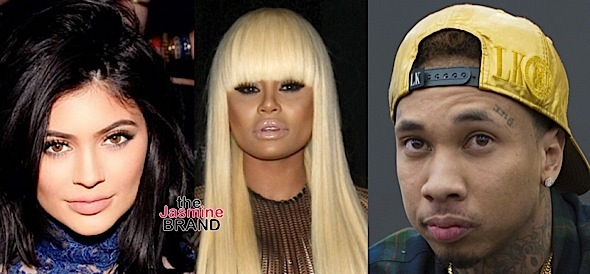 Blac Chyna: Kylie Jenner Stole My Cooking Show Idea! + Tyga Chimes In Defending Kylie [VIDEO]