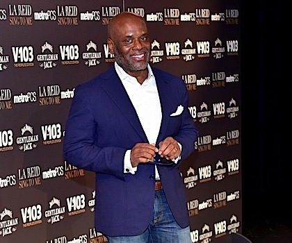 L.A. Reid Launching Entertainment Company