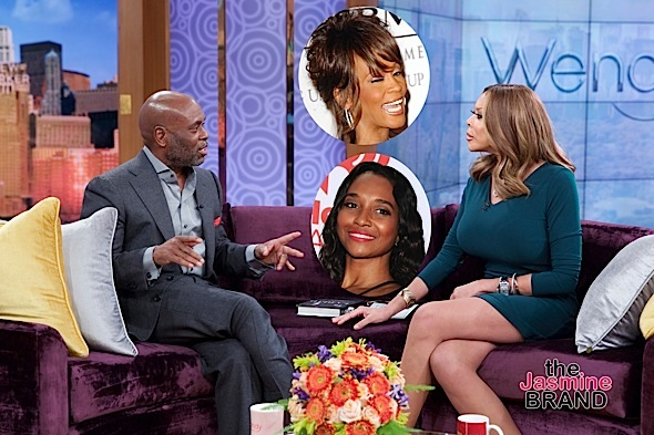 L.A. Reid On Rumored Affair With Chilli + Failing Whitney Houston: 'I was so naive.' [VIDEO]
