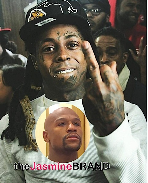 (EXCLUSIVE) Lil Wayne Off the Hook in $120K Legal Battle Over Floyd Mayweather Tickets