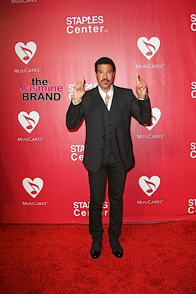 Lionel Richie Joins 'American Idol'
