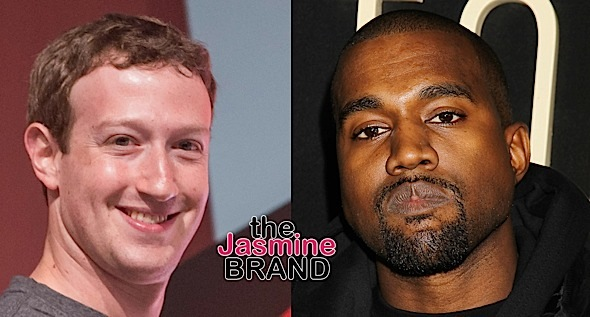 Kanye West Asks Mark Zuckerberg For 1 Billion Dollars!