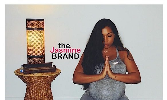 Baby News! Melanie Fiona Welcomes Son, Cameron Lincoln [Photos]