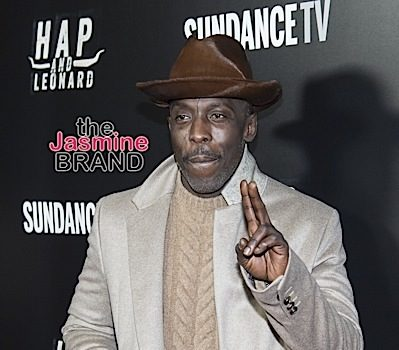 Michael K. Williams Sued By Ex Friend: You owe me $450,000!