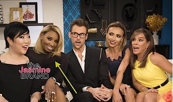 NeNe Leakes Denies Causing Drama At 'Fashion Police': Cut this sh*t out!
