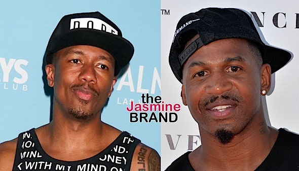UPDATE: Nick Cannon Denies Almost Coming to Blows With Stevie J