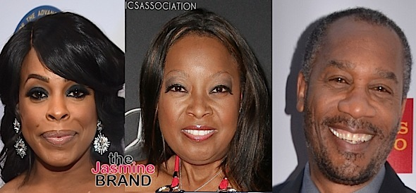 Niecy Nash, Star Jones, Joe Morton