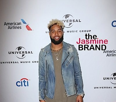 Odell Beckham, Jr. Addresses Gay Rumors 'I Have Friends Who Are Gay' & Backlash For Dating White Women