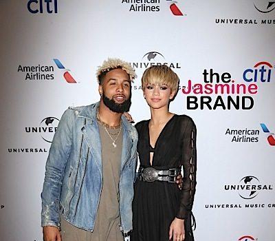 Zendaya On Rumors She's Dating NFL'er Odell Beckham, Jr. + Why She Turned Down Aaliyah Biopic