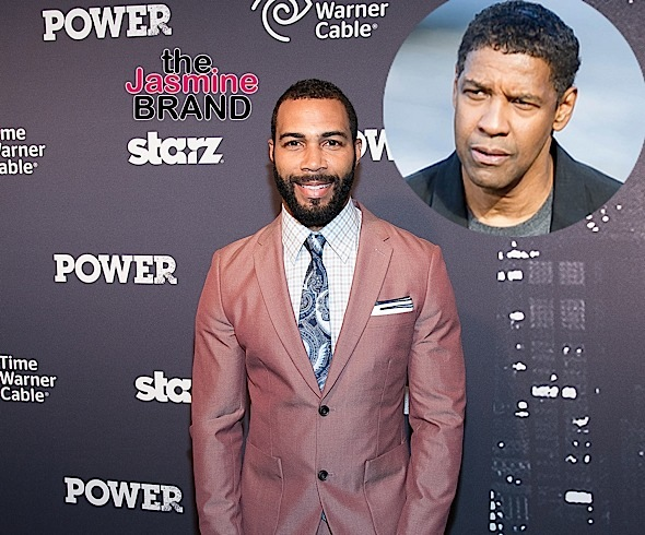 Omari Hardwick: Denzel Washington Saved Me From Homelessness [VIDEO]