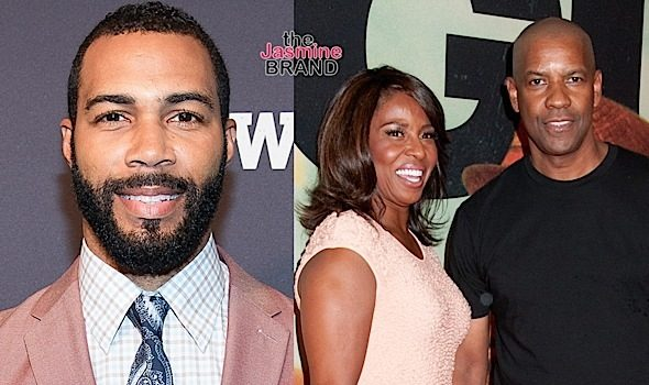 (EXCLUSIVE) Omari Hardwick On The Importance of Mentorship & How Denzel Washington's Wife Influenced Him [VIDEO]