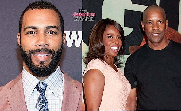 Omari Hardwick Recalls Denzel Washington & His Wife Taking Him In: They Gave Me $1,500 When My Car Was About To Be Repoed