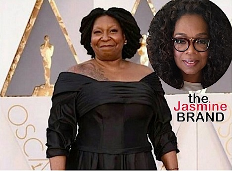 Oprah Reacts After Being Mistaken For Whoopi Goldberg