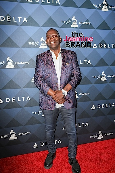 """Randy Jackson at Delta Air Lines Celebrates 2016 Grammy Weekend with """"Sites and Sounds"""""""