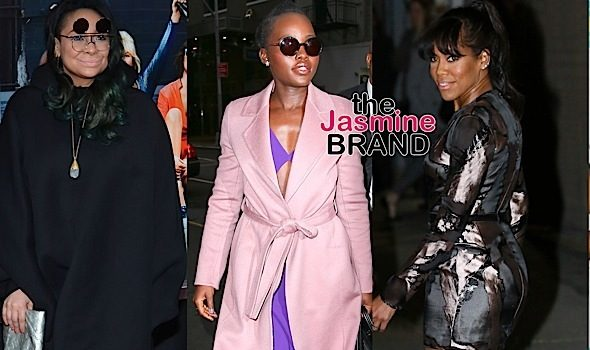 Celebrity Stalking: Raven Symone, Lupita Nyong'o, Regina King, First Lady Michelle Obama, Jeannie Mai, Brad James