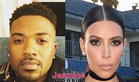Ray J Says Audio of Him Trashing Kim Karadashian's V*gina Odor Is Old & Corny [Audio]