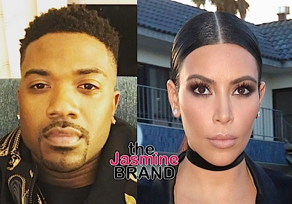 sjelden online video av Kim Kardashian og ray j